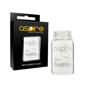 Aspire Nautilus Mini Glass Replacement