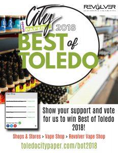 Best of Toledo Poster