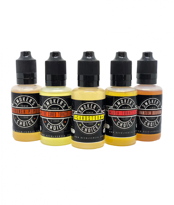 Smoker's Choice PG eLiquid