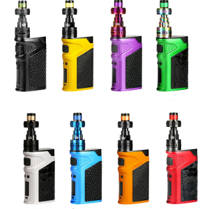 uWell Ironfist 200w TC Starter Kit