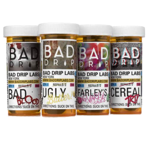 Bad Drip Salt Nic 30mL