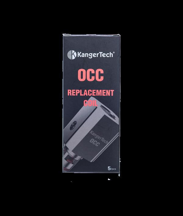 Kangertech OCC Replacement Coils 5 Pack