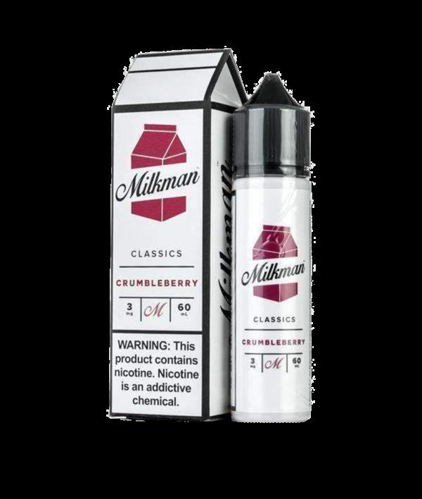 The Milkman Delights 60mL