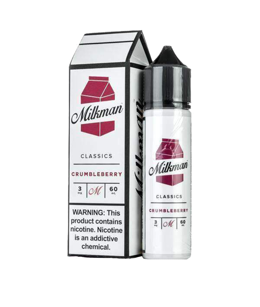 The Milkman Delights 60mL